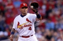 Revisiting the possibility of Yadier Molina at first base
