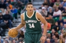 Giannis Joins ESPN's The Jump for All-Star Weekend