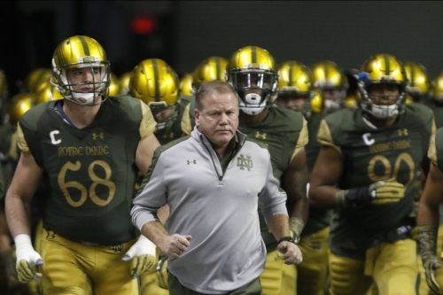 Notre Dame Recruiting: We're 87 Percent Sure That Recruit You Like Is Going To Stick
