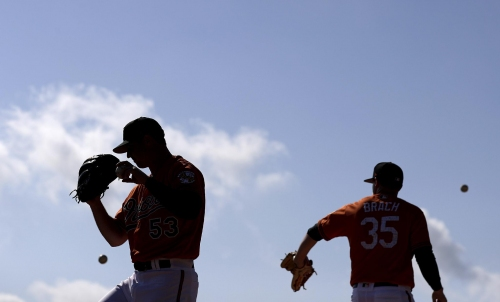 Orioles lose 1st arbitration in 22 years; Brach gets $3.05M The Associated Press