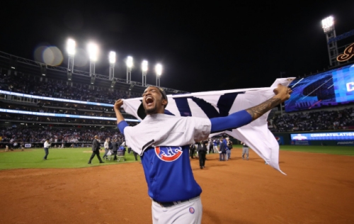 Cubs eye growing role for young power reliever Edwards