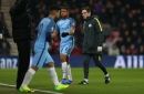 Pep Guardiola message for Sergio Aguero ahead of Man City recall