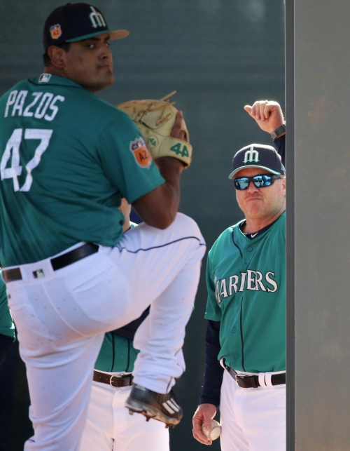 World Baseball Classic leaves pitching coach Mel Stottlemyre piecing together the Mariners' spring pitching schedule
