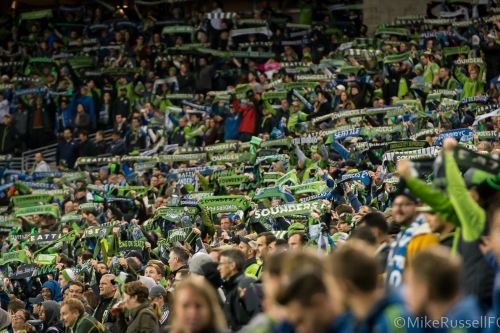 Sounders will let fans self-select partial season-ticket package in 2017