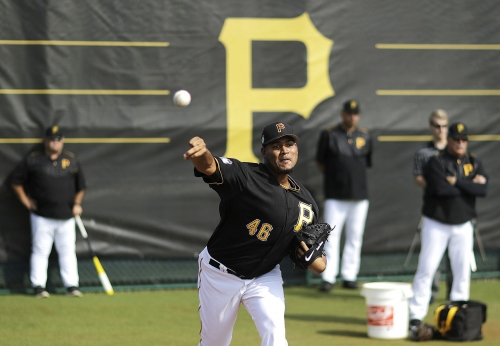 Pirates pitcher Ivan Nova is back where he believes he belongs