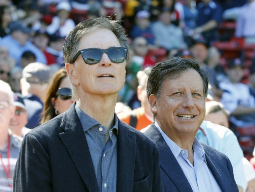 John Henry, Tom Werner focusing on 4th ring The Associated Press