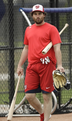 Nationals 2B Murphy on Tebow's batting: 'The power is real' The Associated Press