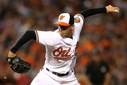Orioles Reliever Donnie Hart 'Is Healthy And Ready To Go'