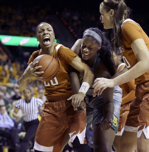 Texas on 19-game tear and stampeding toward Big 12 title The Associated Press