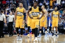 The Nuggets have decisions to make at point guard and shooting guard
