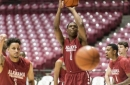 Alabama swingman Nick King out for the rest of the season