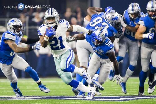Jared Allen: Best way to stop Cowboys RB Ezekiel Elliot? 'Hopefully kidnap him before the game starts'