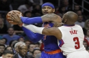 Chris Paul defends Melo against Knicks president, All-Star haters