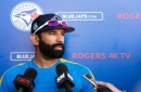 Bautista says Morales will thrive with Blue Jays