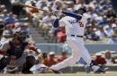 Dodgers' Gonzalez takes hitting break to heal tennis elbow The Associated Press