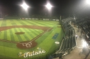 Tulane baseball opener against Army rained out