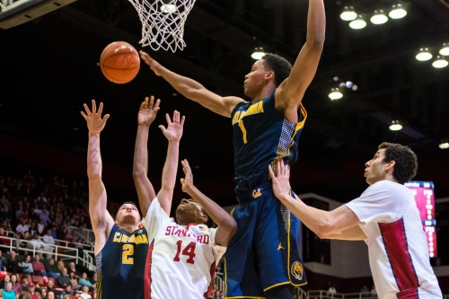 Cal Men's Basketball at Stanford Live Chat