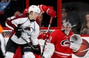 Notes and Quotes: Avalanche 2, Hurricanes 1 (OT)