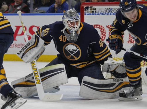 Blues-Sabres preview