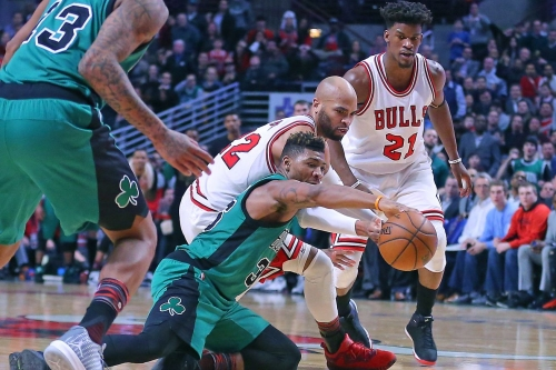A Breakdown of Jimmy Butler vs. Marcus Smart (and other Bulls/Celtics Takewaways)