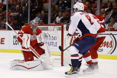 Red Wings vs. Capitals: Detroit flirting with club record for shutout losses in a season