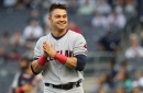 Nick Swisher goes out with a bang