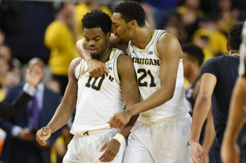 Can Zak Irvin and Derrick Walton Jr. be at their best at the same time? Yes, no, maybe