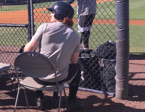 Yankees' Clint Frazier outlines spring training, regular season missions