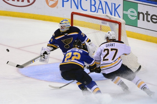 Preview Blues at Sabres: Six is Good, Seven is Better