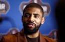 Kyrie Irving upends All-Star weekend with flat earth theory