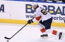 Jagr pots number 760 in Panthers 4-1 win over Ducks