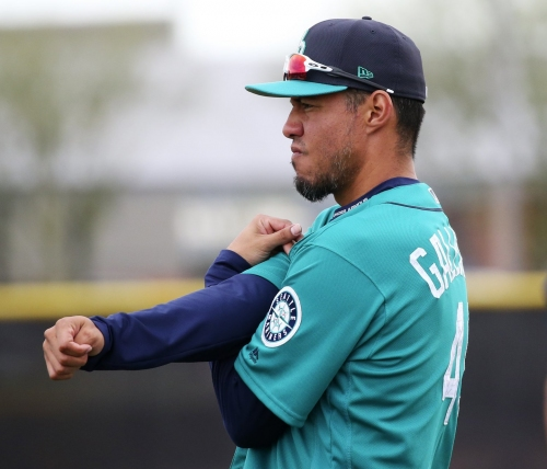Yovani Gallardo looking to fit right in with Mariners' starting rotation