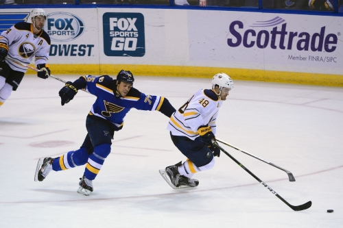 Sabres vs Blues Preview: Tough matinee game