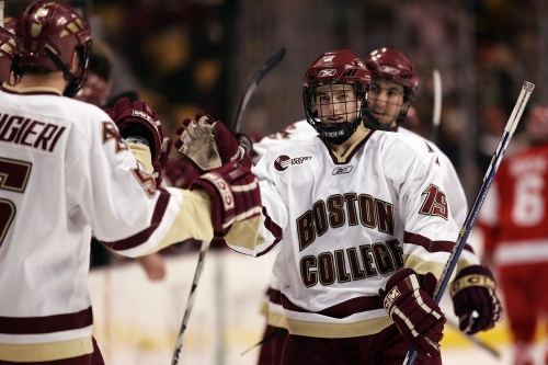 Boston College Men's Ice Hockey vs. Vermont Game 2: Game Time, How To Watch and More