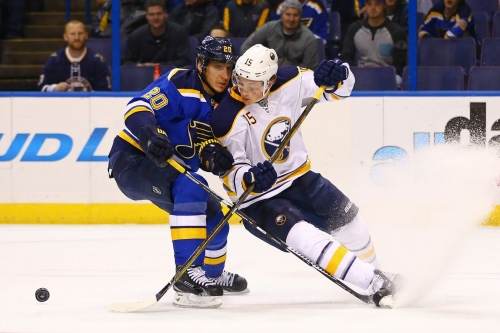 Blues at Sabres gameday thread: Jack Jack Attack