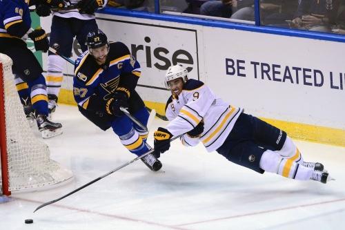 Sabres vs. Blues Game Thread