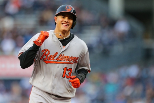The Orioles still aren't talking an extension with Manny Machado