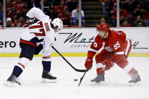 Red Wings vs. Capitals: Red Wings look to avoid first six-game skid (chat)