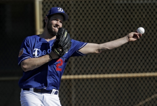 Kershaw to start opening day for 7th straight time The Associated Press