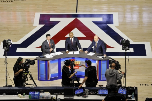 Arizona basketball: College GameDay is coming to Tucson for the Wildcats' game vs. UCLA