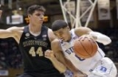 No. 12 Duke holds on for 99-94 win over Wake Forest