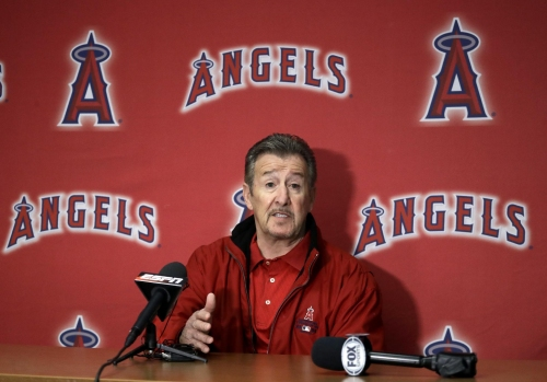 Moreno: Angels will have same ballpark, more money to spend The Associated Press