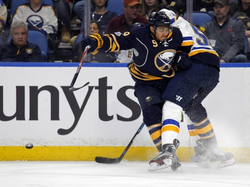 Sabres snap Blues snap 6-game winning streak with 3-2 win The Associated Press