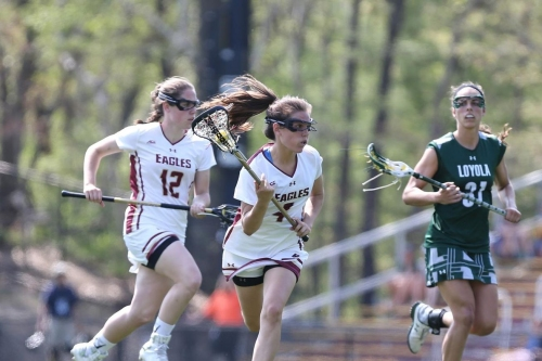 Boston College Women's Lacrosse Falls to Virginia Tech, Snapping a 7 Game Win Streak Against the Hokies
