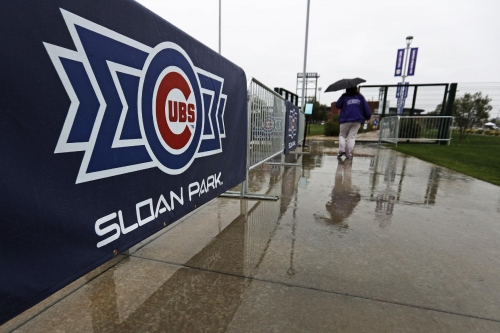 Cubs owner Tom Ricketts wants to build on World Series title The Associated Press