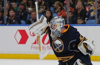 Sabres snap Blues' 6-game winning streak with 3-2 win