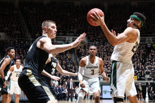 Three Takeaways: Boilers Smoke Spartans, 80-63