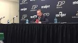 Purdue 80, Michigan State 63: Tom Izzo reaction