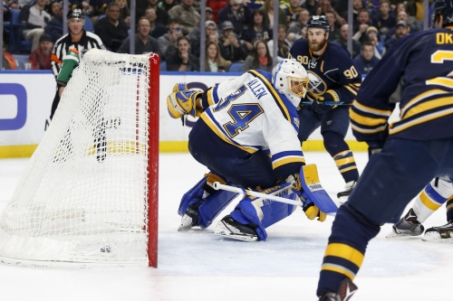 Recap: Sabres beat Blues in solid showing