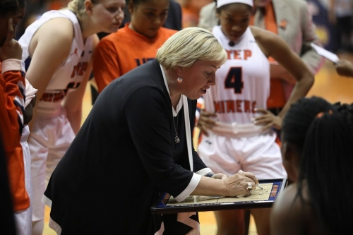 UTEP Women's Basketball: Rice holds off UTEP 80-76